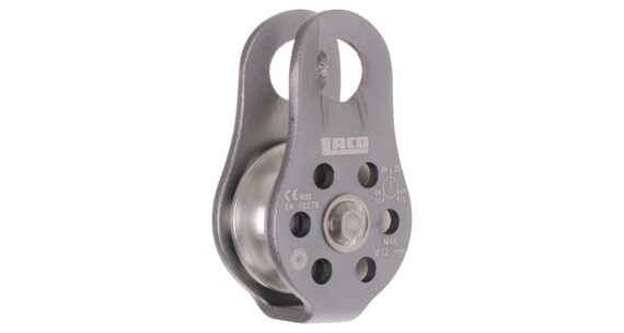 LACD Pulley Fix - Poulie - argent